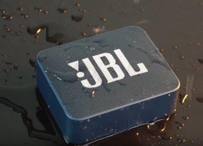 รีวิว ลำโพงบลูทูธ JBL GO 2
